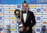 斯洛伐克足球先生揭曉!一方外援連續6年當選 國米鐵衛屈居第二