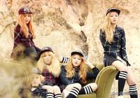 風靡娛樂圈的girlcrush是什麼,為什麼讓眾人傾倒韓國女團告訴你