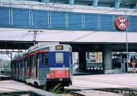 輕鐵,香港新界主要的交通工具之一