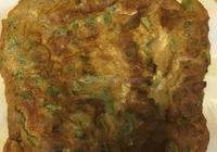 辣椒雞蛋餅