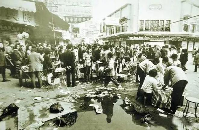 深圳:那個40年前只有30萬人的縣,如今變成了另一個模樣!