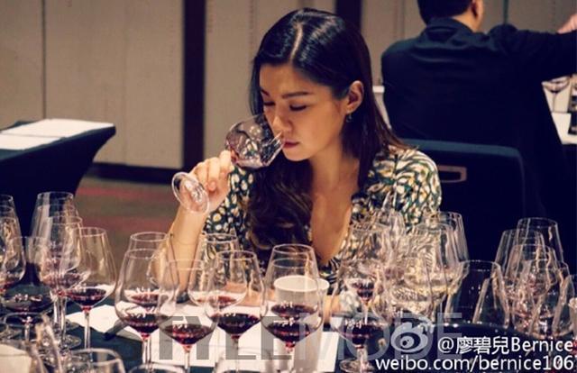 女星與葡萄酒的不解情緣
