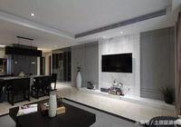 127㎡現代簡約三居,高級灰,輕奢安逸,彰顯整個家利落乾淨!