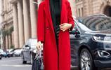 男人眼裡最有女人味的6款大衣,奔三奔四的女人穿,背影都美爆了