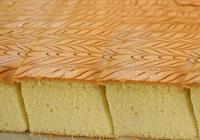 被輕視的——海綿蛋糕烘焙理論