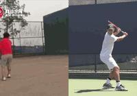 網球診所丨像蒂姆一樣轟擊暴力單反&正手