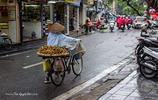 點點攝影:自行車小商販
