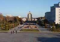走進中亞塔吉克斯坦,瞭解不一樣的杜尚別,感覺中國基建的魅力