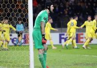 阿森納美麗足球只剩空殼!77%控球率卻踢出0-1 歐戰絕望爆冷