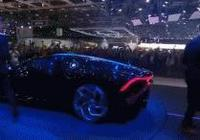 全球僅1輛!C羅豪砸1000萬鎊買布加迪新款跑車,也就他5個月工資