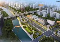 環城北路-天目山路段預計2021年完工 未來從大城西到錢塘新區將全程無紅綠燈