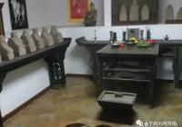 甘肅省正寧縣周家鎮大璋村石雕刻民間藝人——薛清瑞