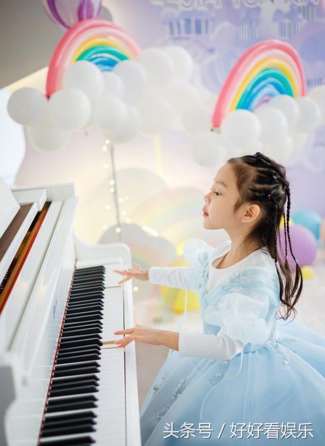 甜馨:有一種美,叫做甜馨長大了;有一種整容,叫甜馨長大了!