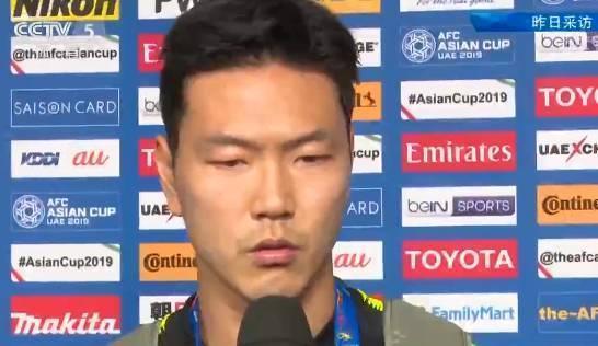 金英權:韓國的目標是奪冠,希望中國擊敗泰國