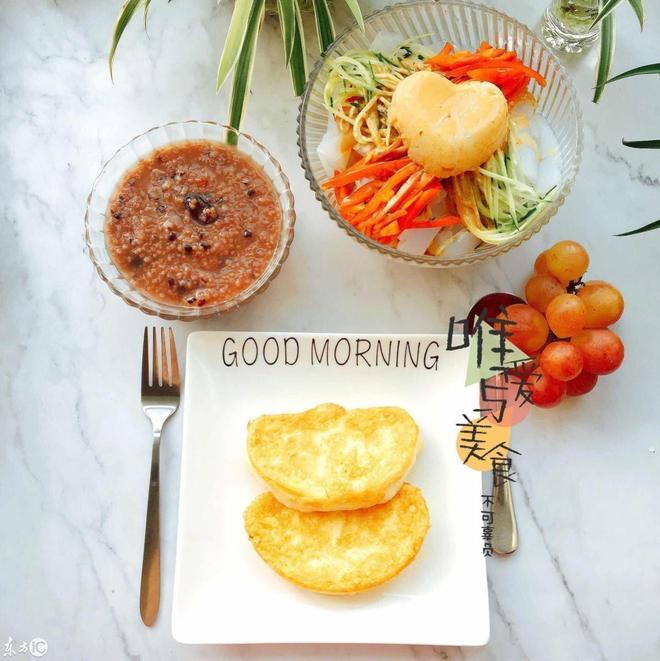 低卡路里早餐,好吃又管飽,正在減肥的你還等什麼