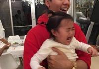 陳偉霆的外甥女終於意識到他的帥,陳偉霆終於不再是人販子了……
