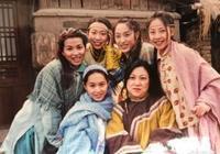 陳法蓉晒韋小寶與老婆們舊照 朱茵張衛健顏巔時期太養眼