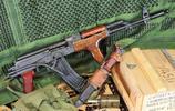 羅馬尼亞版的AK74突擊步槍