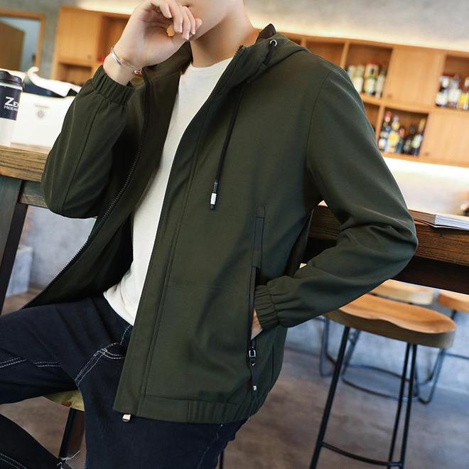 10款舒適有型的男士夾克外套,你看中哪一款呢?