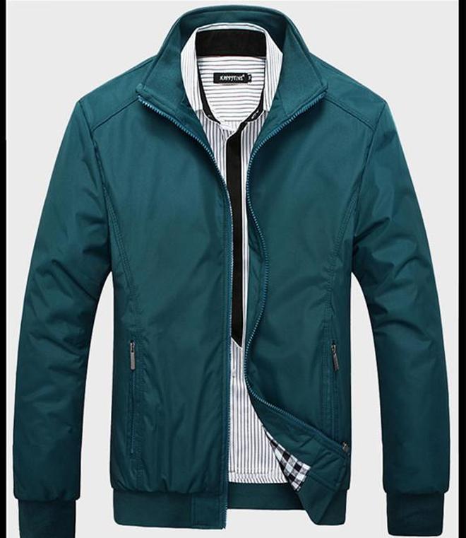 """男人上了年紀,多穿這""""薄夾克"""",不吹,減齡顯年輕適合中老年"""