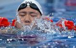 全國游泳冠軍賽女200混合泳 浙江選手葉詩文強勢進決賽