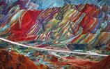 風景攝影之張掖丹霞地質公園,夢幻旅行地,氣勢磅礴,酷!