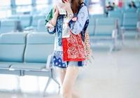 趙薇的帆布鞋火了,左右腳選不同顏色,李小璐霍思燕也愛這風格!