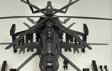 外國的一款武裝直升機