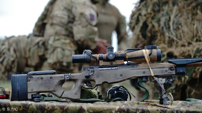 刺激戰場 三種狙擊槍都是什麼國家發明的