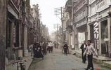 河北張家口1938:民國時期張家口的街市風情