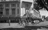 1940年河內老照片:按法國標準建設城市,企圖超越上海成遠東巴黎