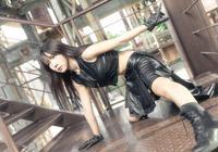 最終幻想VII 蒂法・洛克哈特 cosplay
