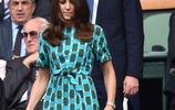 歷年觀看溫網比賽時,凱特王妃的穿衣風格