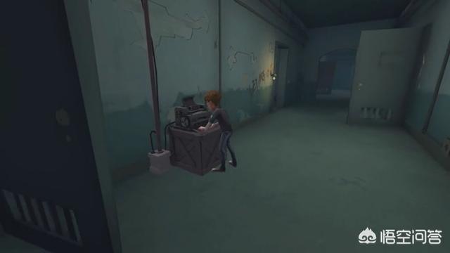 第五人格:瘋人院中有貓膩!玩家誤入密室後,意外發現監控裝置!對此你怎麼看?