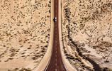 攝影師用無人機的航拍圖片,展示瞭如盜夢空間一樣的世界