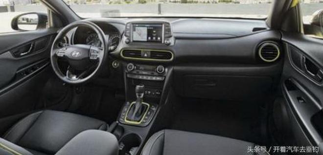 現代小型SUV Kona正式亮相,將與豐田C-HR,日產二代Juke,本田HR-V爭奪市場