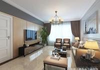 青島業之峰裝飾-86平米設計-現代簡約風格