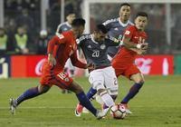 比達爾烏龍,智利主場0-3不敵巴拉圭