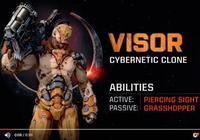 透視能力《雷神之錘:冠軍》新英雄Visor曝光