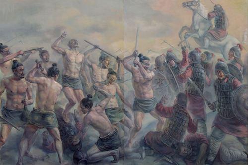 長平之戰趙王換下廉頗讓趙括做主帥是因為中了反間計嗎