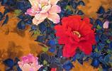 花房膩似紅蓮朵,豔色鮮如紫牡丹——手繪木芙蓉,真是醉了!