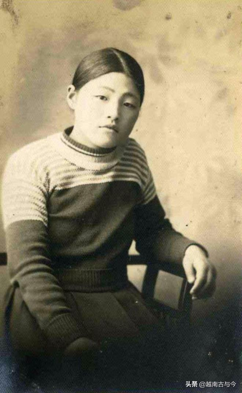 20世紀三四十年代日本女人罕見老照片,個個打扮時尚都很美麗