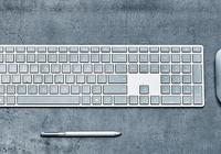 微軟正在打造一款內置指紋傳感器的藍牙鍵盤