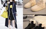 又新上一種女鞋叫:羊絨鞋,土話叫:毛毛鞋,舒適保暖顯腳小