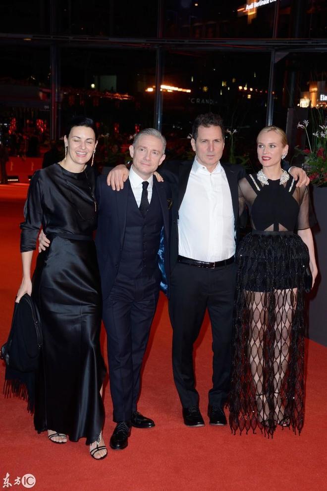 第69屆柏林國際電影節,《女特工》電影首映