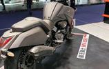 摩瑞900概念車實拍,這輪胎也沒誰了