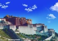 神奇的布達拉宮