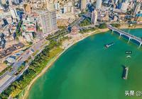 新南寧規劃大城之崛起!邕江最美麗的地方,超清航拍圖曝光!