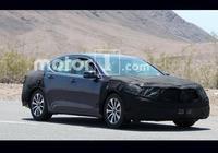 還有10天!謳歌TLX長軸版上海車展首發