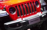 上海車展實拍Jeep Gladiator,一臺加了車斗的牧馬人